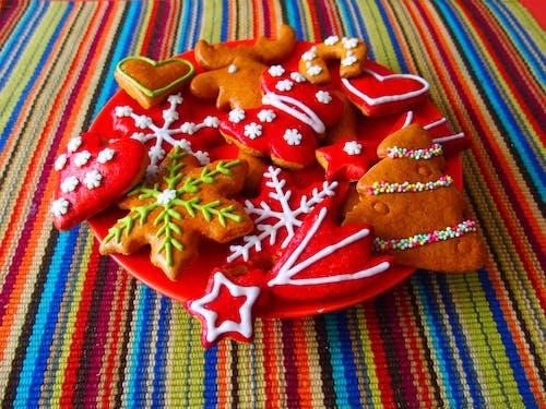dizayn, el yapımı, Gıda, Noel içeren Ücretsiz stok fotoğraf