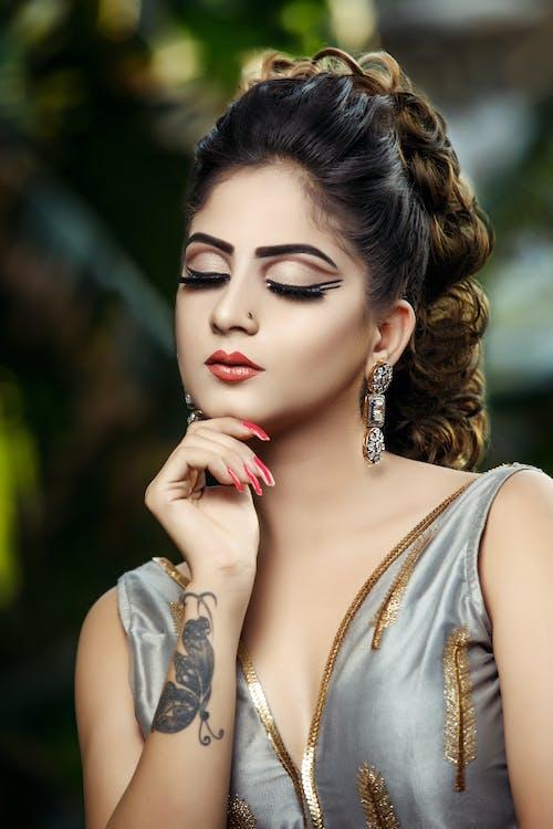 Gratis stockfoto met aantrekkelijk mooi, charmant, elegant, fashion