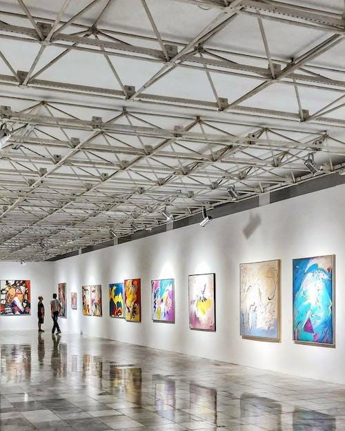 Základová fotografie zdarma na téma architektura, barevný, CCTV, chodba