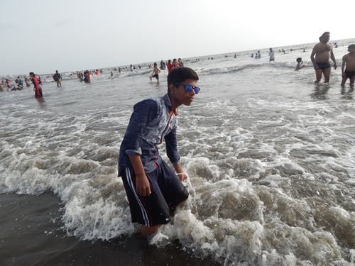 Бесплатное стоковое фото с джуху чаупати, пляж джуху
