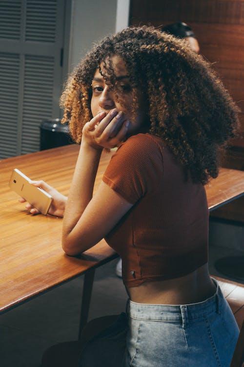 Imagine de stoc gratuită din drăguț, femeie, femeie africană, femeie afro-americană