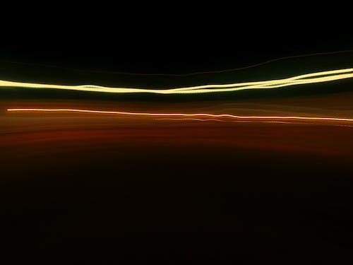 晚上, 長時間曝光 的 免費圖庫相片