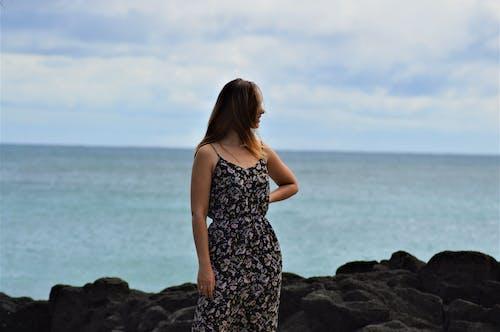 Ảnh lưu trữ miễn phí về bờ biển, cô gái xinh đẹp, Đảo, phong cảnh