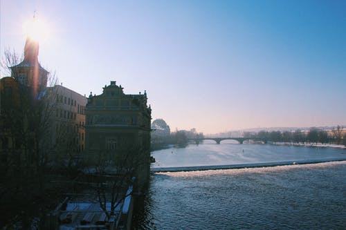 Free stock photo of city, cold, czech republic, morning