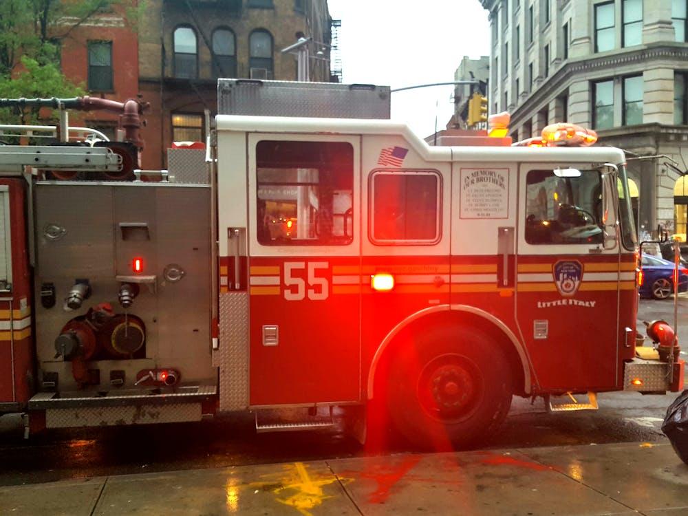 Free stock photo of chicago, firetruck