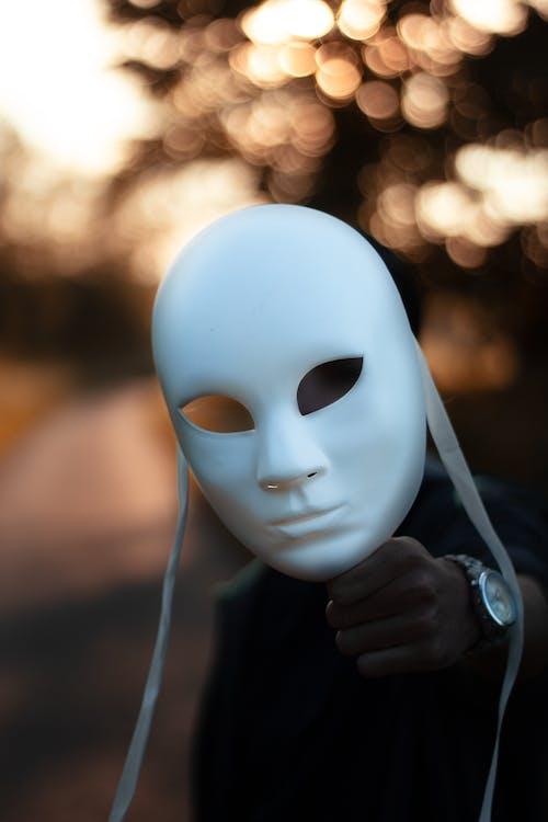 人, 匿名, 手