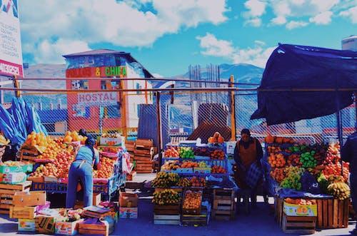 Безкоштовне стокове фото на тему «Перу, ринки фруктів, ринок, ринок фруктів»