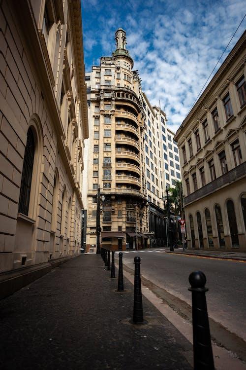 Základová fotografie zdarma na téma centrum města, fotka ulice, Sao Paolo