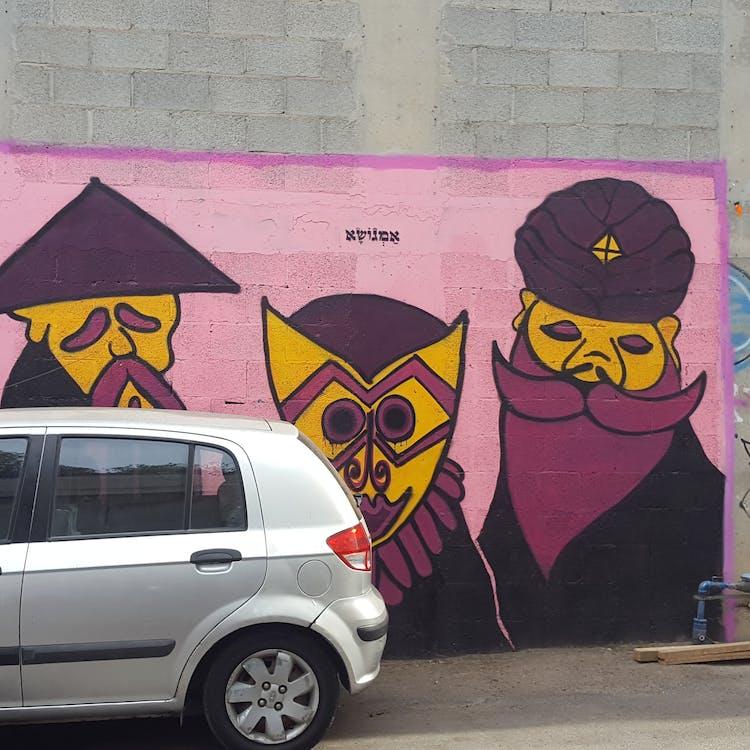 Free stock photo of streetart