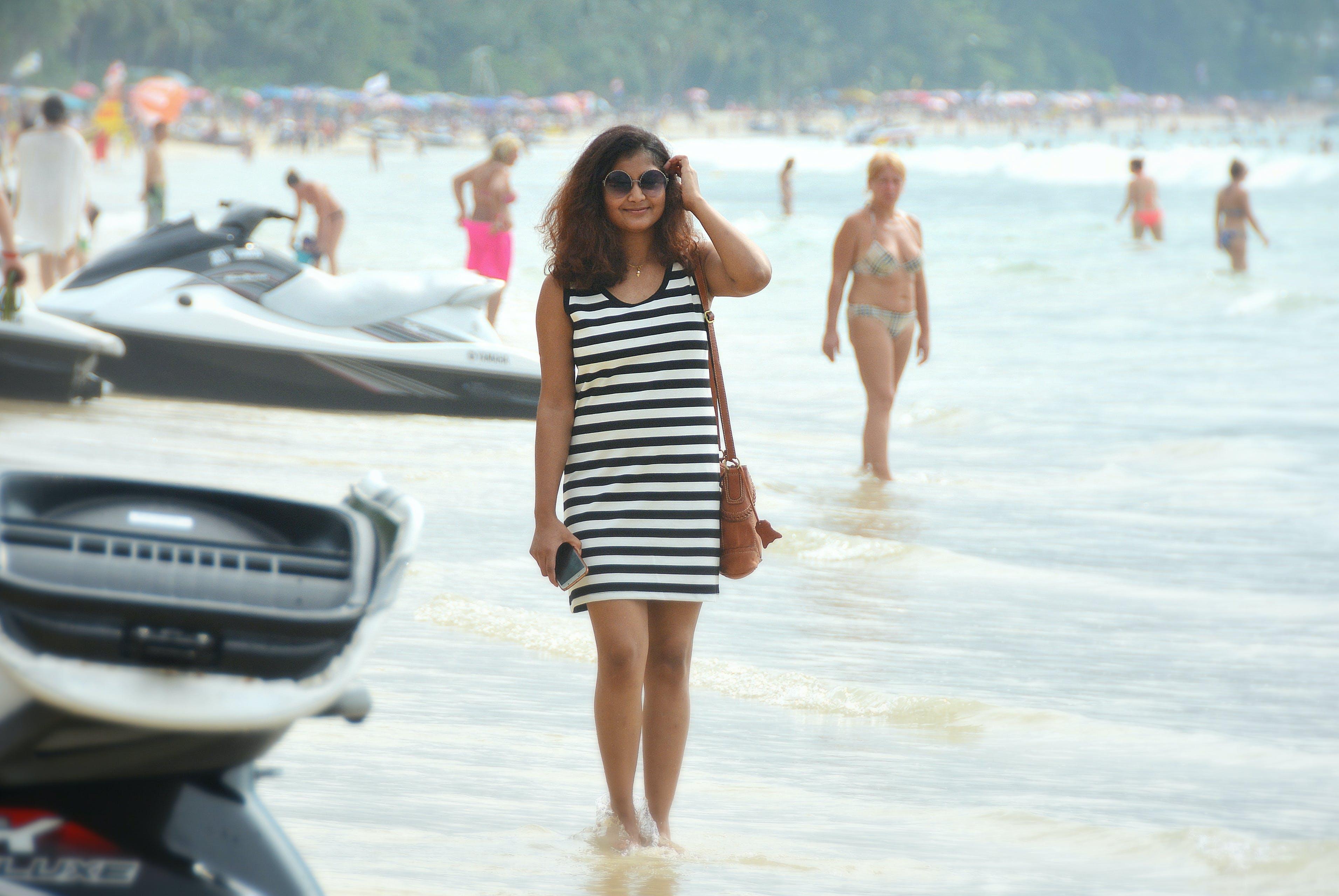 Free stock photo of beach, beautiful, breeze, college