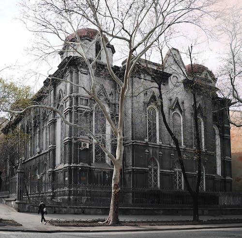 Ingyenes stockfotó épület, ház, odessza, öreg témában