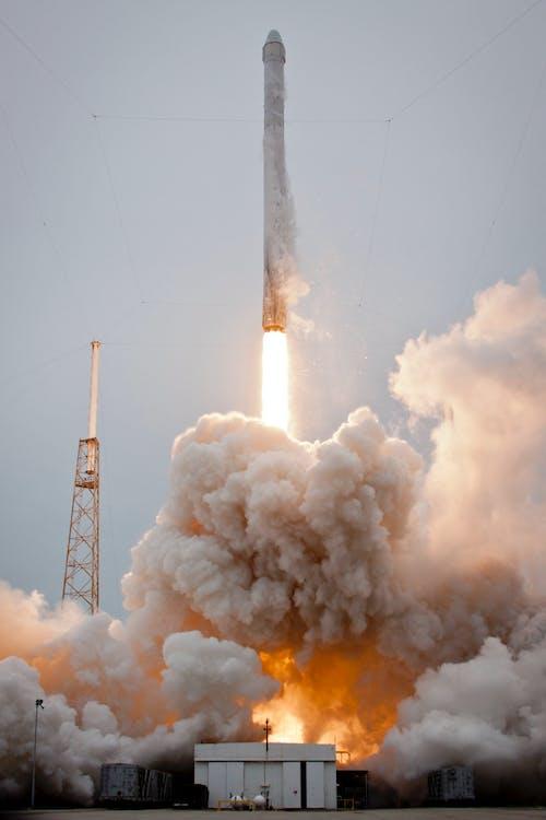 galaxy, spacex公司, 太空梭 的 免费素材图片