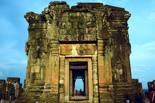 Immagine gratuita di antico, architettura, pietra, rovine
