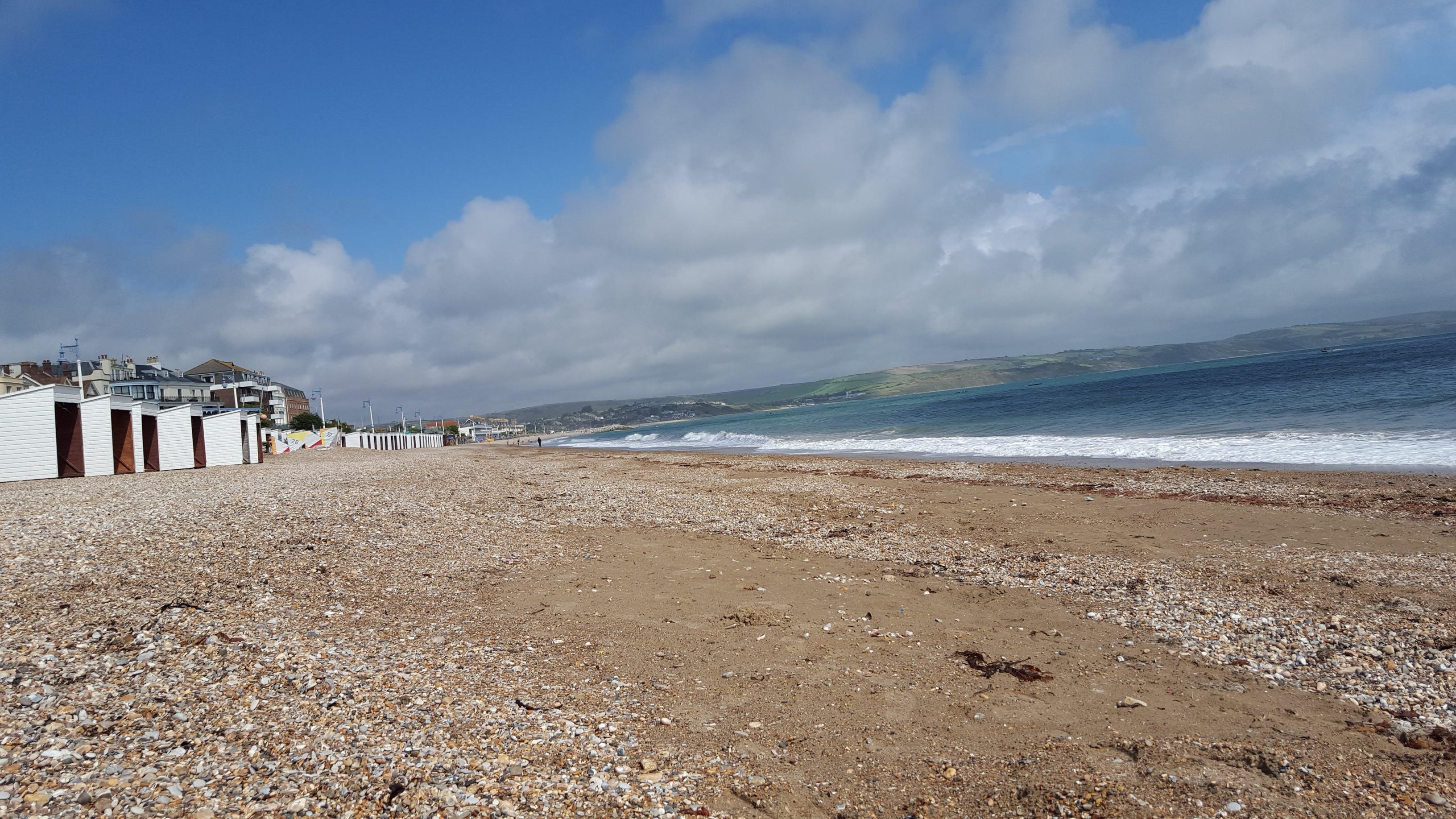 Free stock photo of beach, blue sky, sea, seaside