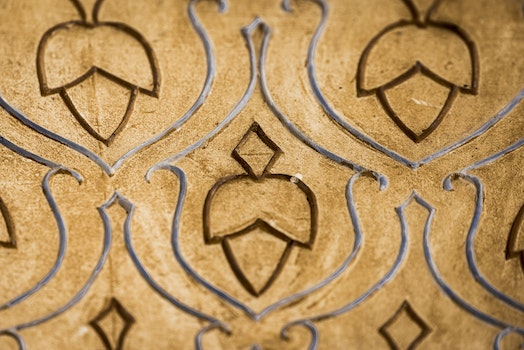Royalty free images of art, pattern, texture, wall