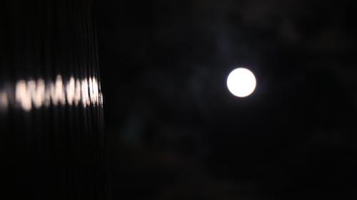 低角度拍攝, 光, 反射, 天文學 的 免费素材照片