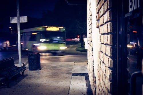 Základová fotografie zdarma na téma město, městský, noc, ulice