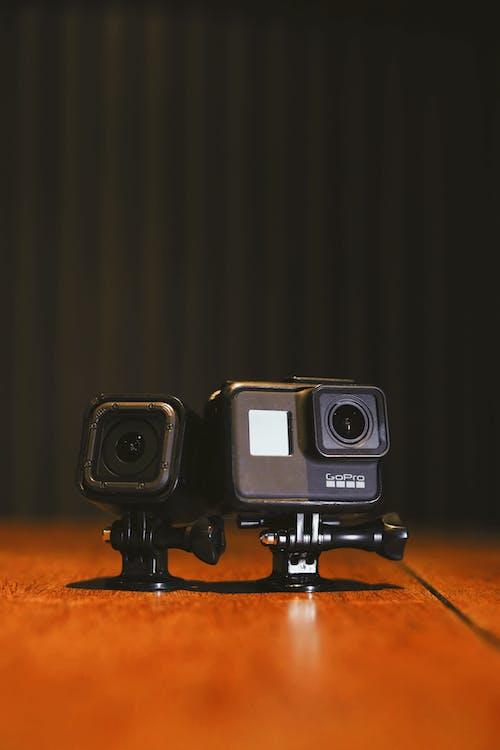 go pro, エレクトロニクス, カメラ, シャッターの無料の写真素材