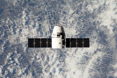 Základová fotografie zdarma na téma kyvadlová doprava, letecký pohled, mraky