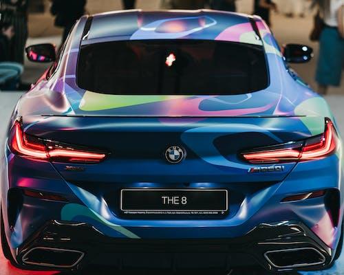 Foto d'estoc gratuïta de automòbil, BMW, brillant, cotxe