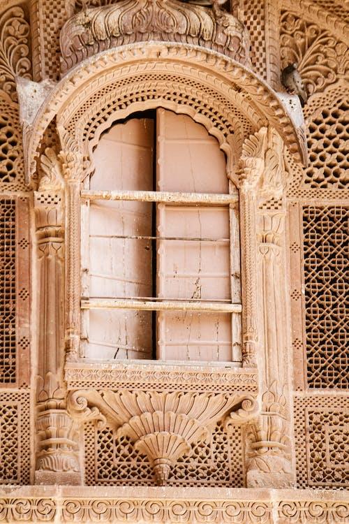 Ilmainen kuvapankkikuva tunnisteilla arkkitehdin suunnitelma, arkkitehtuuri, ikkuna, kaari