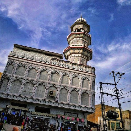 モスク, 青空の無料の写真素材