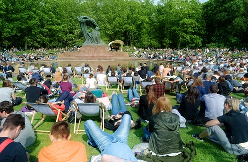 간, 공연가, 공원, 군중의 무료 스톡 사진