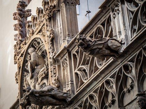 Foto stok gratis Arsitektur, barcelona, desain arsitektur, gereja