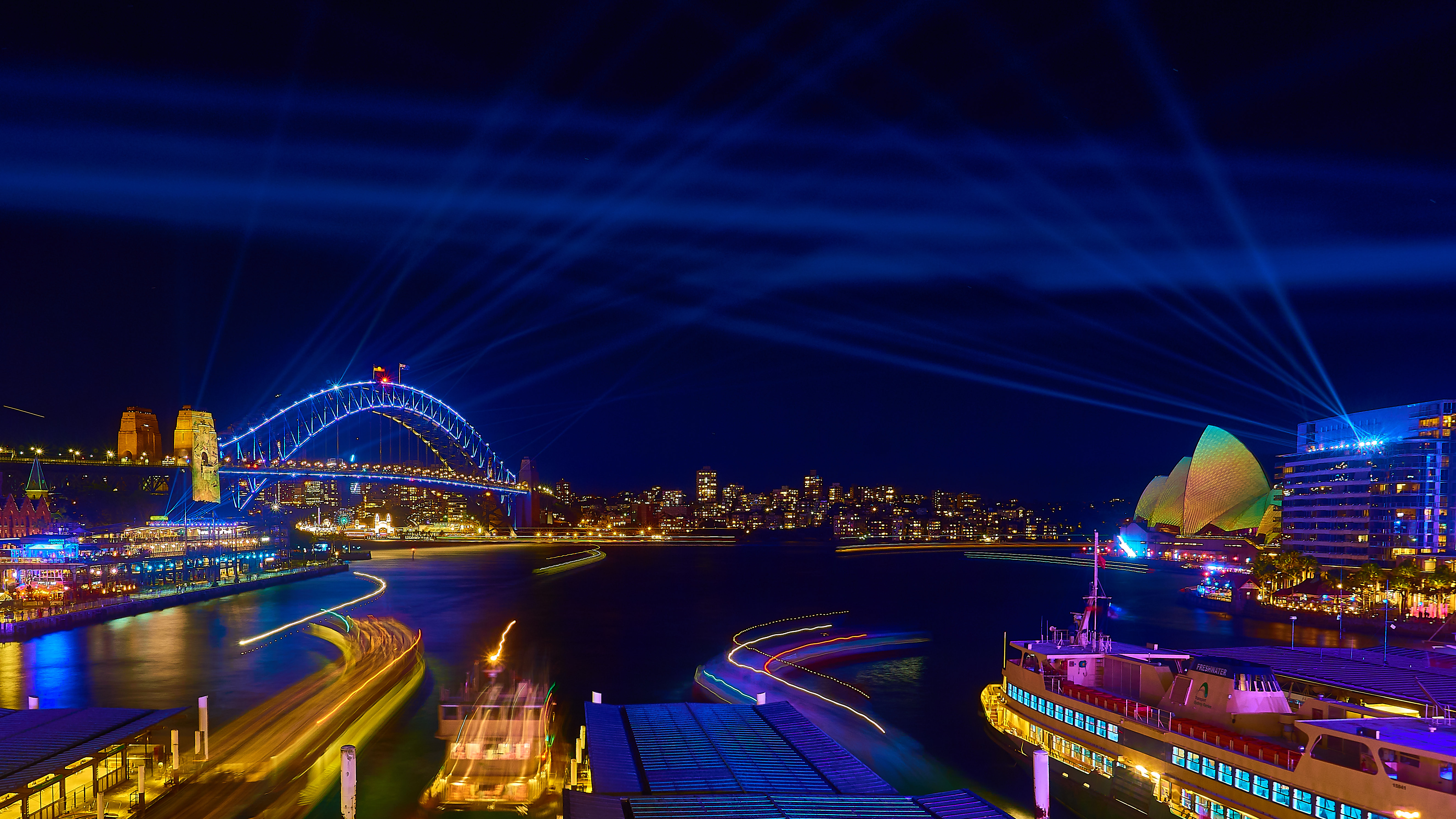 Landscape Photography of Lighted City