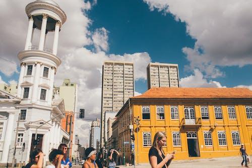 Free stock photo of cidade, curitiba, igreja