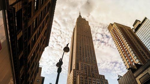 Photos gratuites de bâtiments, citadin, empire state building, gratte-ciel