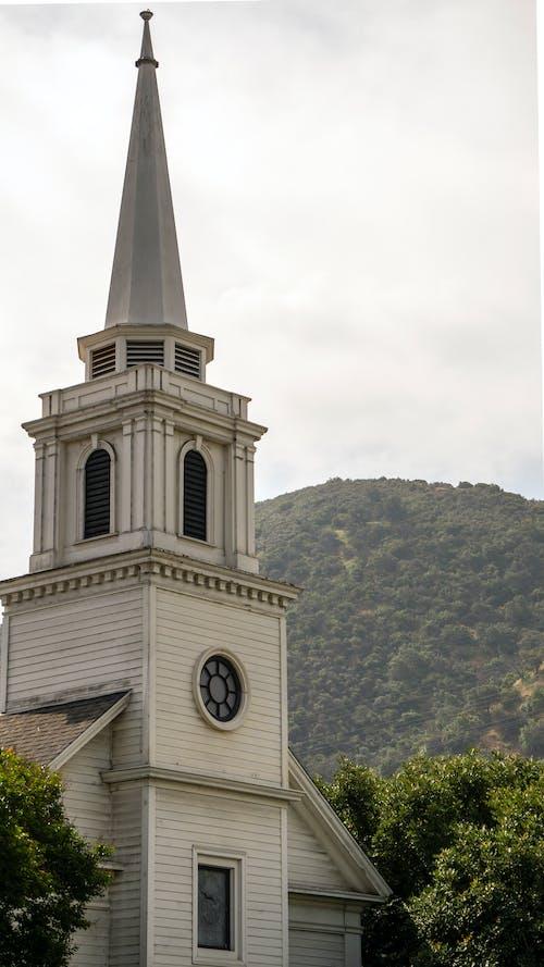 Δωρεάν στοκ φωτογραφιών με εκκλησία, καμπαναριό, κτίριο εκκλησίας