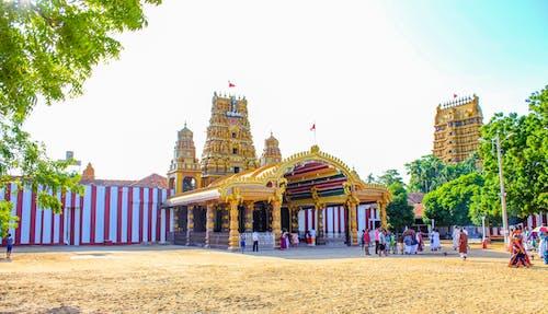 Free stock photo of building, god, hindu