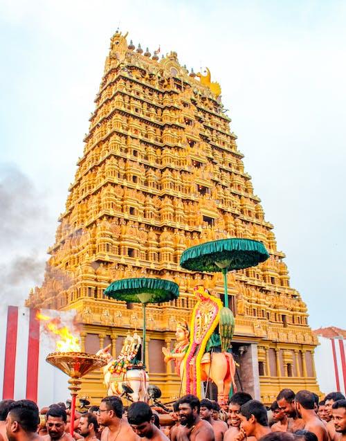 Free stock photo of god, hindu, hindu temple
