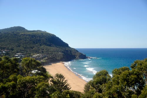 açık hava, ağaçlar, Avustralya, berrak su içeren Ücretsiz stok fotoğraf