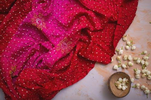 Immagine gratuita di fiore, panno, tessile