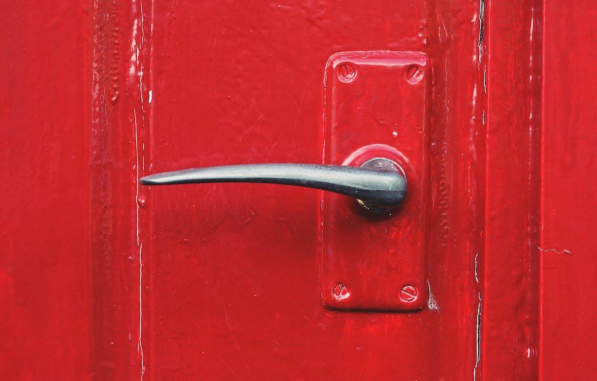 acél, ajtó, bejárat