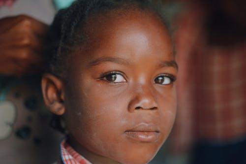 Fotobanka sbezplatnými fotkami na tému africké dievča, dieťa, dievča, eben