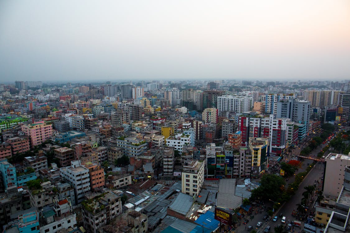 Dhaka merupakan kota terbesar ke 9 di dunia