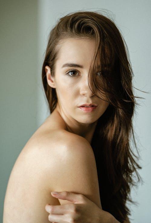 Photos gratuites de beau, beaux yeux, chair, cheveu