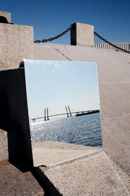 거울, 경치가 좋은, 그림자, 낮의 무료 스톡 사진