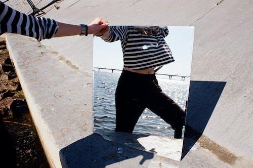 アダルト, カジュアル, コンクリート, ハンドの無料の写真素材