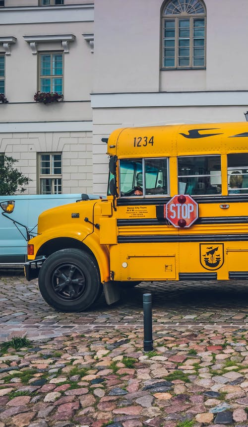 Gratis lagerfoto af bus