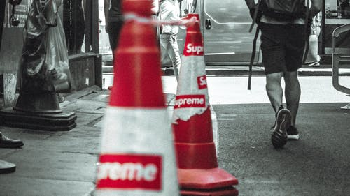 Free stock photo of brand, cone, hype, supreme