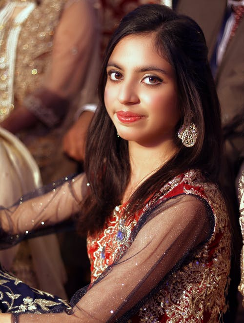 Δωρεάν στοκ φωτογραφιών με μακιγιάζ γάμου πακιστανικού, μακιγιάζ γάμου πακιστανικού εμφάνιση, πακιστάν νυφικά, πακιστάν νυφικά με τιμές