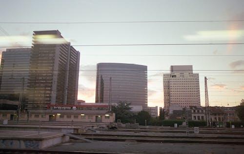 Gratis lagerfoto af bruxelles, bygninger, highrise, kontor