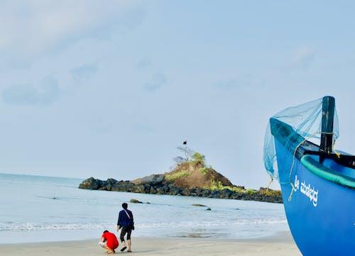 Photos gratuites de ami, mer, plage, seul