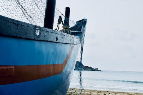 Foto d'estoc gratuïta de barca, fons de pantalla, mar, oceà