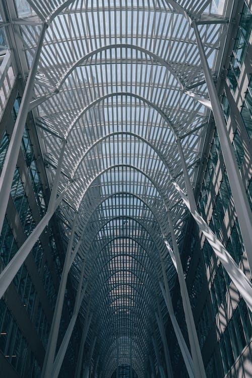 acer, arquitectura, articles de vidre