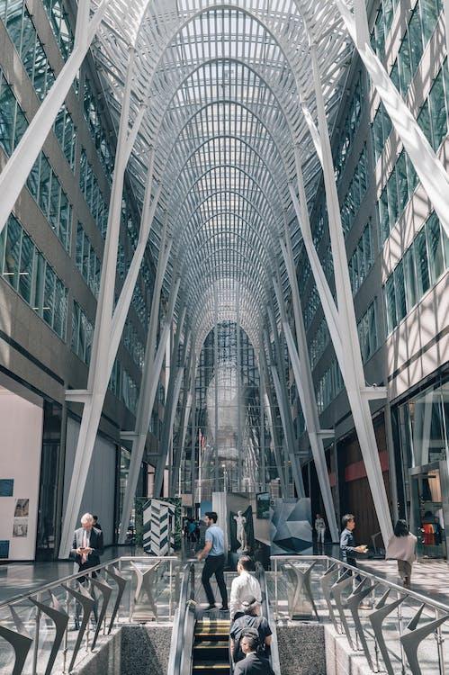 architecture, architecture moderne, bâtiment